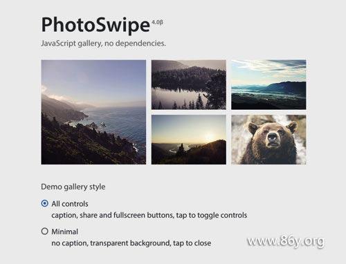 解决photoswipe插件 url 参数&gid=null