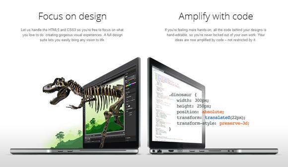 Google Web Designer – 创建引人入胜的 HTML5 网站