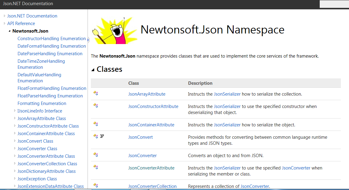 Newtonsoft.Json高级用法